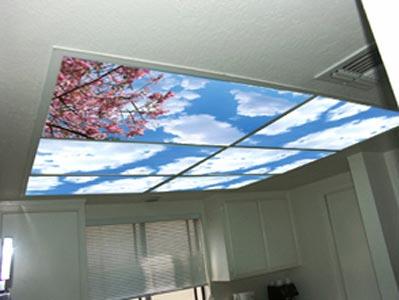 Decorative Fluorescent Light Fixtures Dazzling And