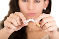 http://www.dreamstime.com/royalty-free-stock-photo-woman-breaking-cigarette-concept-stop-smoking-image38763235